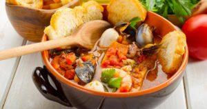 Sapori toscani: carne, pesce, vino, olio